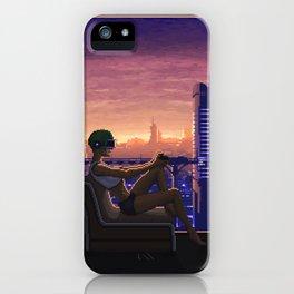 Dystopian Gamer iPhone Case