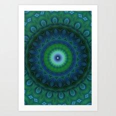 Mandala 11 Art Print