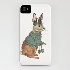 Rabbit Slim Case iPhone (4, 4s)