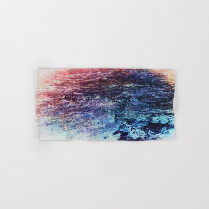 Waves I Hand & Bath Towel