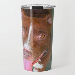 Prestigious Pitbull Travel Mug
