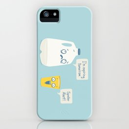 The End is Near iPhone Case