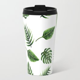 TROPICAL LEAVES 3 Travel Mug