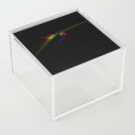 Super Moon Rainbow Acrylic Box