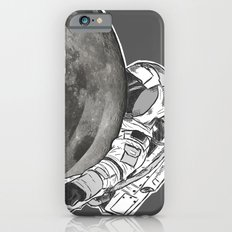 Troubled Moons and Spacemen iPhone 6s Slim Case