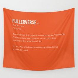 Fullerverse Wall Tapestry