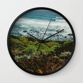 Jenner, CA Wall Clock
