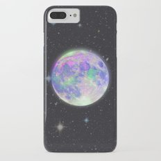 pink moon iPhone 7 Plus Slim Case
