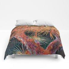 Joshua Tree Mosaic by CREYES Comforters