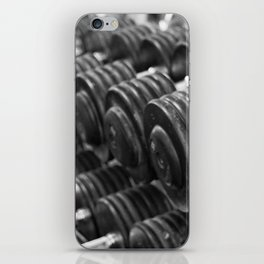 One Rep at a Time iPhone Skin