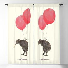 Kiwi Bird Can Fly Blackout Curtain