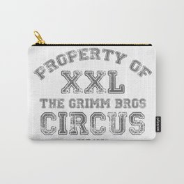 Property of The Grimm Bros Circus Carry-All Pouch