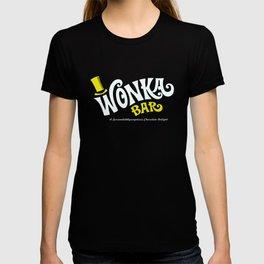 Wonka's Golden Ticket Chocolate T-shirt