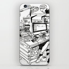 La jungla de V iPhone Skin