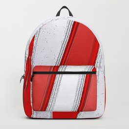 No Stars and All Stripes Backpack
