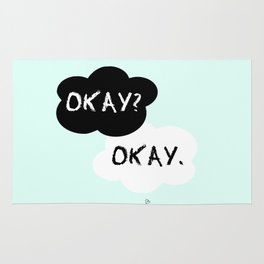 The Fault In Our Stars Rug