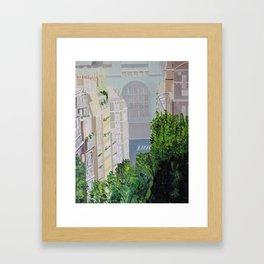 Marche Saint Pierre à Paris Framed Art Print