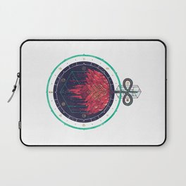 Fading Dahlia Laptop Sleeve