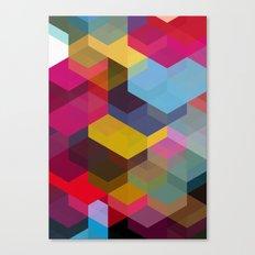 Cuben 15 Canvas Print