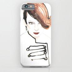Readhead woman Slim Case iPhone 6s