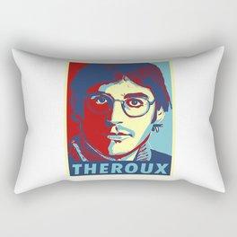 Louis theroux Rectangular Pillow