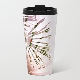 Frosty pink dream Travel Mug