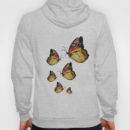 Butterflies Dance Hoody