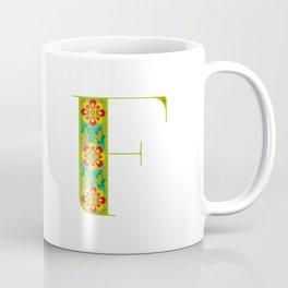 F - Amarilis Coffee Mug