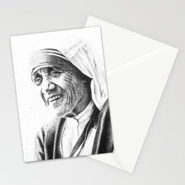 Mother Teresa Stationery Cards
