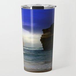 Between the sea Giants Travel Mug