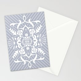 The Garden Is Abloom Stationery Cards