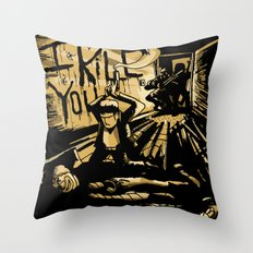 Want fries with that! Throw Pillow