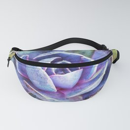 Colorful cactus Fanny Pack