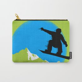 Snowboarding Carry-All Pouch