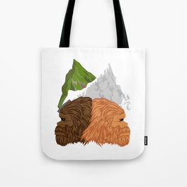 Distant Relatives Tote Bag