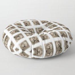 Denali - Loyal Lap-Dog Floor Pillow