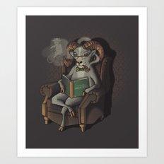 RAM (Random Access Memory) Art Print