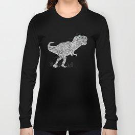 Lace Rex Long Sleeve T-shirt