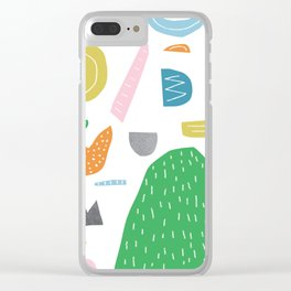 Every Mountain Clear iPhone Case