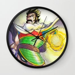 Paragus - Dragon Ball Wall Clock