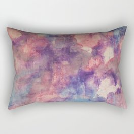 Confectionery Clouds Rectangular Pillow