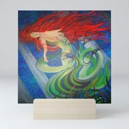 Enchanted Mermaid Mini Art Print
