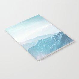 Pastel landscape 04 Notebook