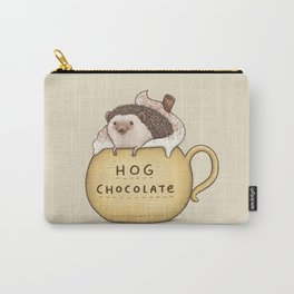 Hog Chocolate Carry-All Pouch