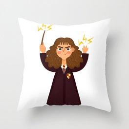 Hermione Granger Throw Pillow