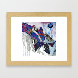 The Titles of Utopia .EE. Framed Art Print