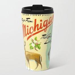Sufjan Stevens - Greetings from Michigan, the Great Lake State Travel Mug