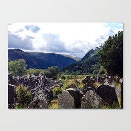 Glendalough, Ireland Canvas Print