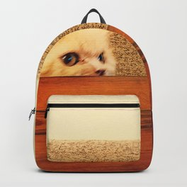 Soft and Warm Backpack