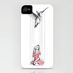 Hummingbird Slim Case iPhone (4, 4s)